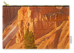 Sunrise At Sunset Point Bryce Canyon National Park Carry-all Pouch