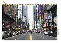 42nd Street - New York Carry-all Pouch