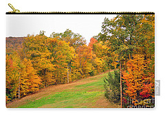 Fall Foliage In New England Carry-all Pouch