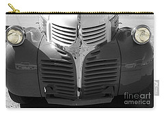 Carry-all Pouch featuring the photograph 46 Dodge by Janice Westerberg