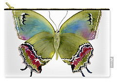 46 Evenus Teresina Butterfly Carry-all Pouch