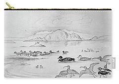 Blackburn Birds, 1895 Carry-all Pouch