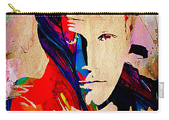 Ben Affleck Collection Carry-all Pouch by Marvin Blaine