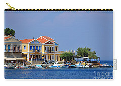 Colorful Symi Carry-all Pouch