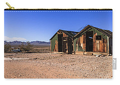 Death Valley Carry-all Pouch by Muhie Kanawati