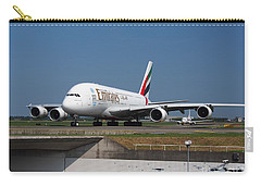 Emirates Airbus A380 Carry-all Pouch