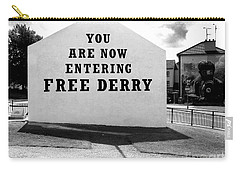 Free Derry Corner 5 Carry-all Pouch