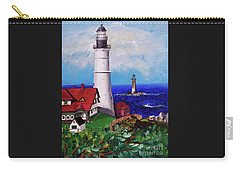 Lighthouse Hill Carry-all Pouch