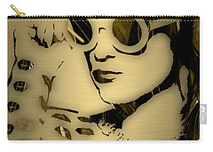 Megan Trainor Collection Carry-all Pouch by Marvin Blaine
