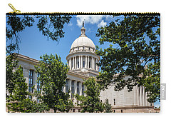 Oklahoma State Capital Carry-all Pouch
