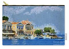 Symi Island Carry-all Pouch