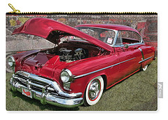 '52 Oldsmobile Carry-all Pouch by Victor Montgomery