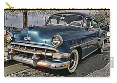 '54 Chevy Carry-all Pouch by Victor Montgomery