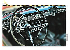 '55 Dash Carry-all Pouch by Victor Montgomery