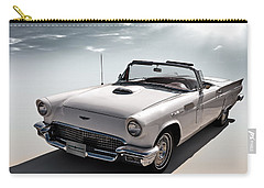 57 T-bird Carry-all Pouch by Douglas Pittman