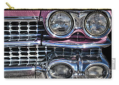 59 Caddy Lights Carry-all Pouch by Victor Montgomery