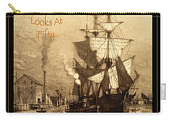 A Pirate Looks At Fifty Carry-all Pouch