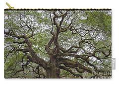 Sc Angel Oak Tree Carry-all Pouch