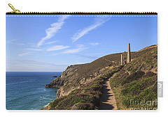 Chapel Porth Cornwall Carry-all Pouch