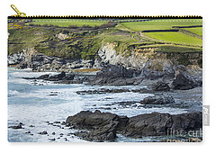 Cornish Seascape Gunwalloe Carry-all Pouch