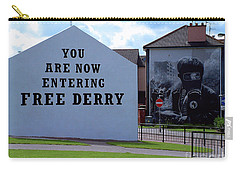 Free Derry Corner 3 Carry-all Pouch