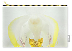White Orchid-3 Carry-all Pouch
