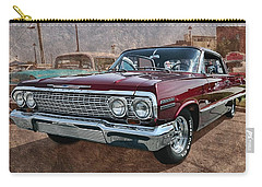 '63 Impala Carry-all Pouch by Victor Montgomery