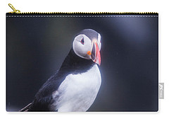 Atlantic Puffin Fratercula Arctica Carry-all Pouch by Panoramic Images