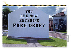 Free Derry Corner 4 Carry-all Pouch