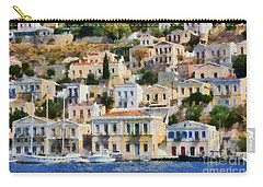 Symi Island Carry-all Pouch