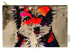 Yorkshire Terrier Carry-all Pouch