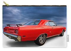 '70 Roadrunner Carry-all Pouch by Douglas Pittman