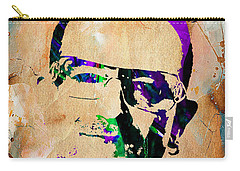 Bono U2 Carry-all Pouch by Marvin Blaine
