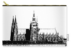 Cathedral Of St Vitus Carry-all Pouch