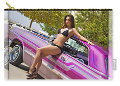 Lowrider Carry-all Pouch by Walter Herrit