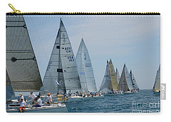 Sailboat Race Carry-all Pouch
