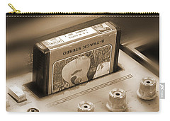 8-track Tape Player Carry-all Pouch
