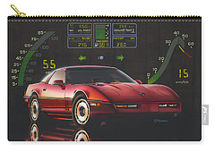 84 Corvette Carry-all Pouch