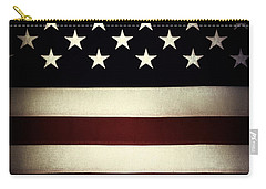 American Flag 60 Carry-all Pouch