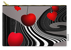 997 -   Deco Cherry     Carry-all Pouch