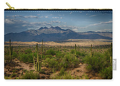 A Beautiful Desert Day  Carry-all Pouch
