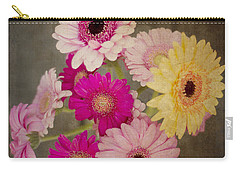 A Bouquet Of Gerbera Daisies Carry-all Pouch