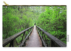 A Bridge To Somewhere Carry-all Pouch