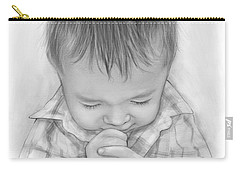A Child's Payer Carry-all Pouch