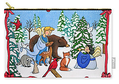 A Christmas Scene 2 Carry-all Pouch