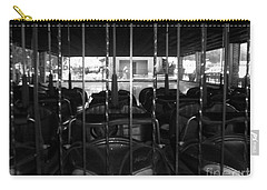 Carry-all Pouch featuring the photograph A Classic Car by Michael Krek