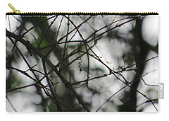 Carry-all Pouch featuring the photograph A Close View by Aaron Martens