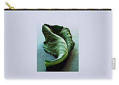 A Collard Leaf Carry-all Pouch