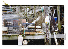 A Crab Fishermans Still Life Carry-all Pouch