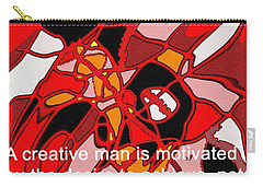 A Creative Man Carry-all Pouch